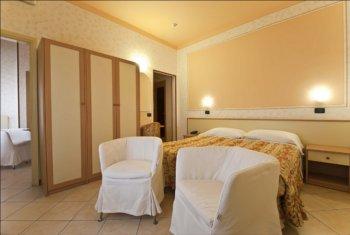 camere de La Riviera Hotel Montecatini Terme