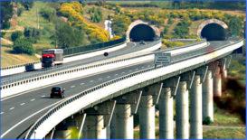 Arrivare in autostrada